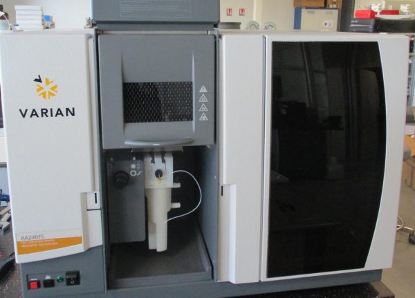 Varian 240FS Atomic Absorption System - AAS