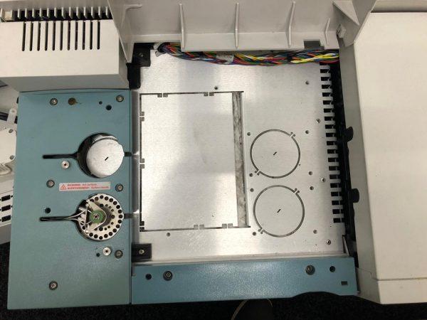 Agilent GCMS - 6890N with 5973N MSD