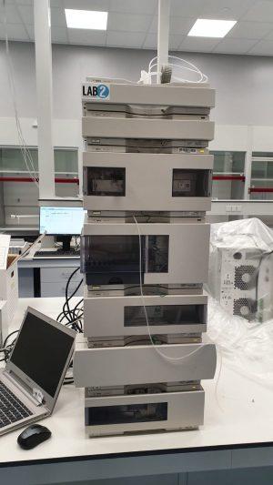 Agilent 1100 series HPLC - VWD Detector G1314